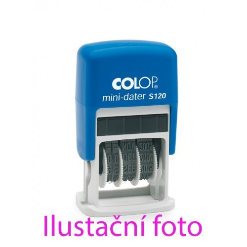Colop Mini-Dater S 120